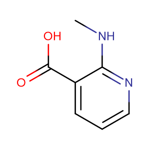 2-(Methylamino)pyridine-3-carboxylic acid